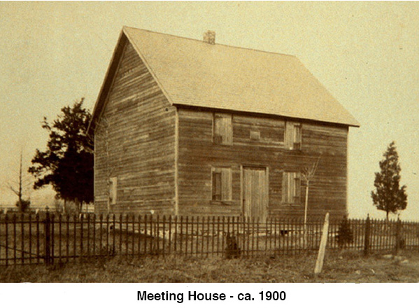 Meeting House 1900